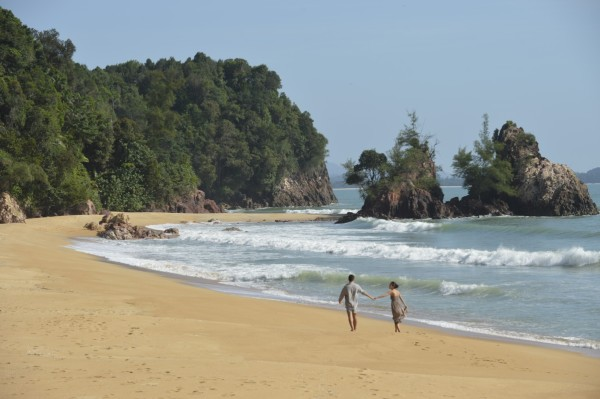 Cherating Beach, Malezja, 4Ψ