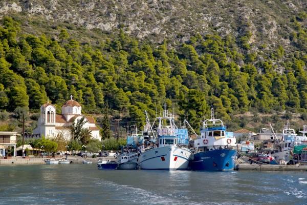 Gregolimano -Grecja, 4Ψ