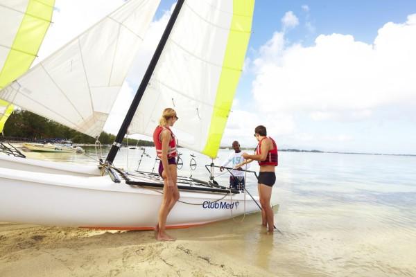 La Pointe aux Cannoniers – Mauritius, 4Ψ