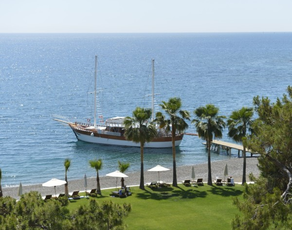 Palmiye – Turcja, 4Ψ