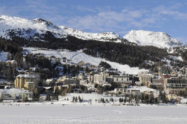 Saint Moritz – Szwajcaria, 4Ψ