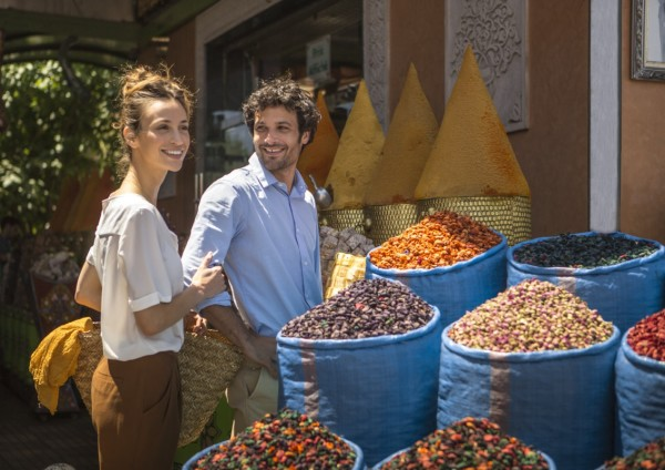 Marrakech la Palmeraie, Maroko 4Ψ i 5Ψ