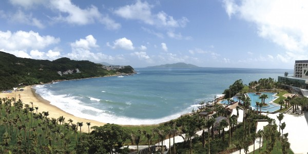 Dong'ao Island – Chiny 4Ψ i 5Ψ