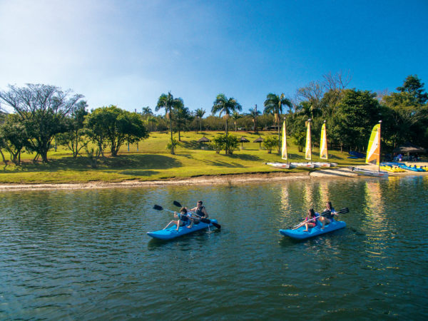 Lake Paradise, Brazylia